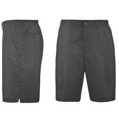 Dunlop | Dunlop Golf Shorts Mens | Mens Golf Trousers