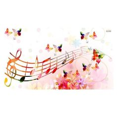 Wallpaper Music Notes Download HD Wallpapers ❤ liked on Polyvore featuring music and backgrounds