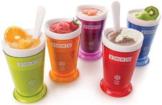 Let kids stir up icy cool treats this summer with Zoku