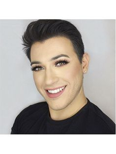 "How many YouTubers can do fierce makeup with facial hair? More than 200,000 Snapchat viewers (or ""Mannyacs,"" as he calls them) are obsessed with tracking the results of San Diego–based beauty vlogger Manny Mua's talents."