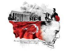 10Kasım/Mustafa Kemal Atatürk Saygı ile Anıyoruz.... on Behance