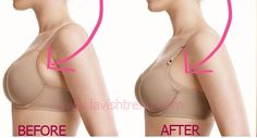 Deux minutes d'Exercices pour Perdre de la Graisse entre les Aisselles et la Poitrine | Astuces Maquillage