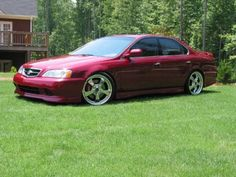 Check out latest pimpofthecentury 2001 Acura TLin Louisville, KY Photo Gallery and modification pictures at CarDomain