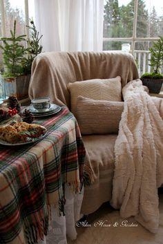 Aiken House & Gardens: A Cozy Sunroom Tea The Frugality, Cosy Corner, Tallit, Lady Grey, Sitting Area, Sunroom, Warm And Cozy, Bean Bag Chair, Sweet Home