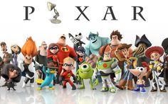 Resultado de imagen para personajes animados de pixar