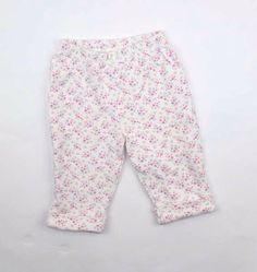 Bottoms Babygap Girls Monster Leggings In Size 3-6 Months In Many Styles