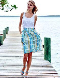 Elise Rock WG592 Röcke bis übers Knie bei Boden