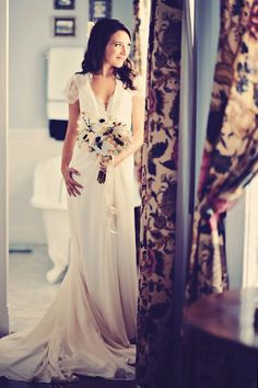 Breathtaking and runway-worthy Jenny Packham dresses on real brides! - Wedding Party