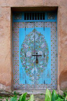 Kasbah des Ouidaias, Rabat, Morocco