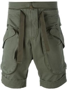 Faith connexion Military Shorts in Green for Men Military Shorts, Bandana Print, Joggers, Mens Fashion, Military Clothing, Jeans, Faith, Stuff To Buy, Shopping