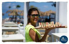 #Yialo_Yialo #beach_menu © Vicky Lafazani