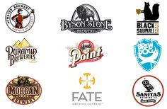 Image result for brewery logos