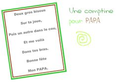 Fête des pères. Daddy Gifts, Kindergarten, Bullet Journal, Activities, Education, Math, Parents, Petite Section, Picasso