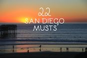 22 san diego musts: food, coffee + the outdoors - My SoCal'd Life - good for walks, and resturants. Great recommendations in comments too San Diego Vacation, San Diego Travel, Travel Info, Travel Usa, Travel Ideas, Oh The Places You'll Go, Places To Travel, Moving To San Diego, California Dreamin'