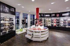 TC Buckenmaier lingerie department by Heikaus, Crailsheim   Germany store design