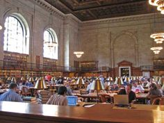 10 of My Favorite Things to Do in NYC: New York Public Library