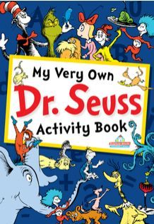 Free Dr Seuss Activity Book Download for Kids
