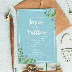 Destination Wedding Invitation, Rustic Wedding Invitation, Wedding Invitations, Travel Wedding Invitation, Wedding Invites, Wedding Abroad