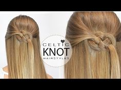 How to do a Celtic Knot - YouTube