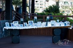memory photo table