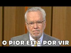 Alexandre alerta o Brasil o pior está por vir depois da Páscoa