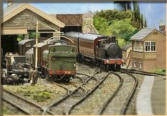 GWR Layouts: Porter's Lock