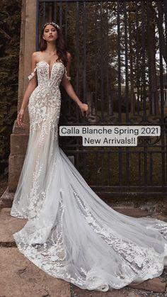Wedding Dress Trends, Gorgeous Wedding Dress, Dream Wedding Dresses, Designer Wedding Dresses, Bridal Dresses, Trumpet Wedding Dresses, Corset Wedding Dresses, Mermaid Wedding Dresses, Klienfeld Wedding Dresses