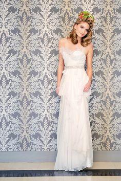 Romantic Wedding Inspiration for Fairytale Brides