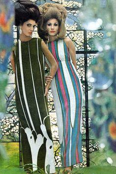 american vogue, 1965.
