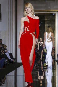Atelier Versace Haute Couture S/S 2015 Paris - the Fashion Spot