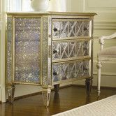Found it at Wayfair - <strong>Hooker Furniture</strong> Sanctuary 3 Drawer Diamond Front Dresser