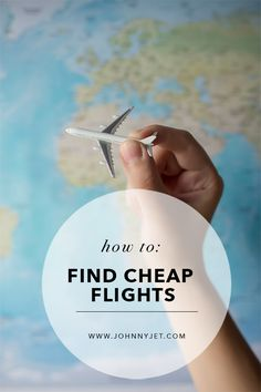 Everyone always wants to know how they can find cheap flights. The truth is that there are always new websites and apps emerging to help you get the best deal, but the strategies don't change that much from year to year. Here are my ways to find cheap flights: