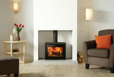 The Stovax Studio 500 is a new addition to Stovax's range of Studio Freestanding stoves, further extending and complementing the already impressive choice