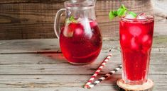 But the best herbal tea is actually a Red Tea Detox that not only results in natural weight loss but also helps increase your energy levels and improve overall health. Bebidas Detox, Natural Detox Drinks, Weight Loss Meals, Losing Weight, Hibiscus Tea, Detox Program, Program Diet, Fat Burning Detox Drinks, Lose 15 Pounds
