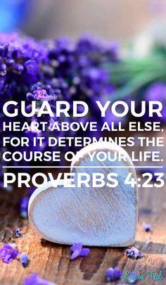 Proverbs October Reading Plan – Days 1-7 Wrap-Up proverbs-4:23
