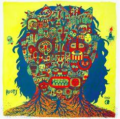 'Roots' - Ricardo Cavolo