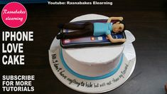 Gifts for men:Funny birthday iphonecake:iphone cake ideas custom cakes:cake decorating videos 40th Birthday Cakes For Men, Birthday Cake For Boyfriend, Funny Birthday Cakes, Funny Cake, Cake Birthday, Husband Birthday, Birthday Ideas, Surprise Birthday, Special Birthday