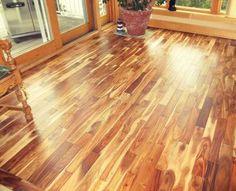 Details of prefabricated massive blond Asian walnut acacia wood parquet flooring sample, Acacia Hardwood Flooring, Walnut Hardwood Flooring, Installing Hardwood Floors, Real Wood Floors, Solid Wood Flooring, Wood Parquet, Parquet Flooring, Ceramic Flooring, Plywood Floors