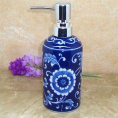 Fashion ceramic 380ml kitchen soap dispensers hand sanitizer bottle perfume bottle bathroom soap dispenser $18.98