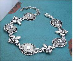 Bullet Bracelet  Bullet Jewelry  Dainty Silver by RicochetRounds, $39.95