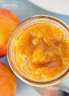 Freezer Jam Recipes, Jelly Recipes, Canning Recipes, Fruit Recipes, Gf Recipes, Donut Recipes, Summer Recipes, Dessert Recipes, Tasty