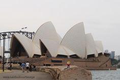LEGO - Life of George at the Sydney Opera