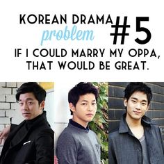 Kdrama Problem. Unf this picture should have Gong Yoo, Choi Jin Hyuk, So Ji Sub -> who do I choooose