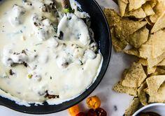 Queso Chorizo Cheese Dip