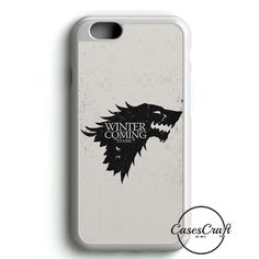 Game Of Thrones NightS Watch Design iPhone 6/6S Case   casescraft