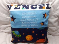 Emlék Párna,Babalátogatóba (Melilaura) - Meska.hu Throw Pillows, Cushions, Decorative Pillows, Decor Pillows, Scatter Cushions