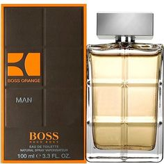 Hugo Boss Orange Perfume