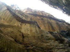 Caminito del Rey chemin le plus dangereux du monde 8   Caminito del Rey: le chemin le plus dangereux du monde?   record du monde photo image...