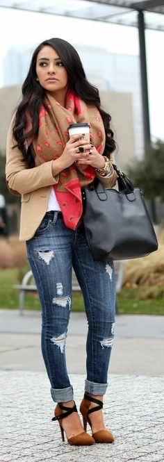 Distressed Chic