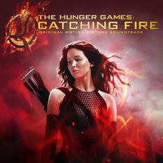 The tracklist and cover for #TheHungerGames: #CatchingFire Soundtrack has officially been released via Lionsgate & Republic Records! Featuring #Coldplay, #ImagineDragons, #TheWeeknd, #Lorde, #TheLumineers, #ChristinaAguilera & More. Available In-Stores & Online November 19th!